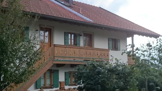 Außenansicht Haus