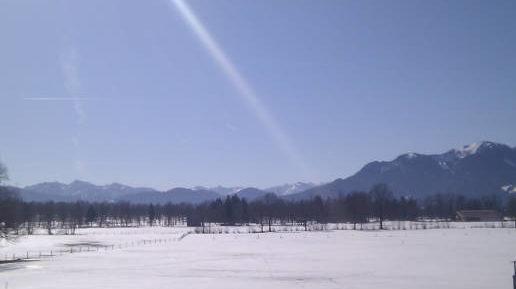 Winterliche Atmosphäre