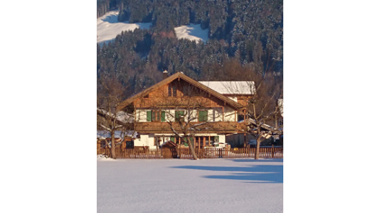 Ansicht Haus von Westen