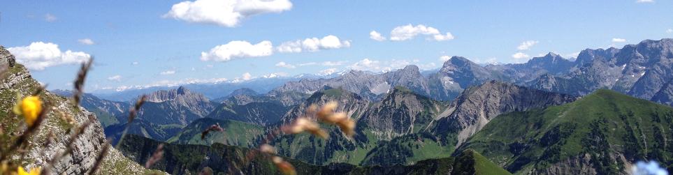 Ferienwohnung BergMoment in Gaißach
